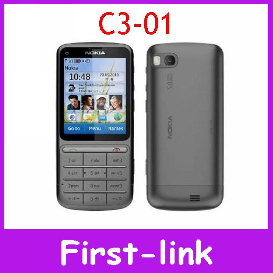 Мобильный телефон Nokia c3/01 GPRS Bluteeth 5MP 2,4/tft мобильный телефон nokia c3 01 5mp c3 01 touch and type