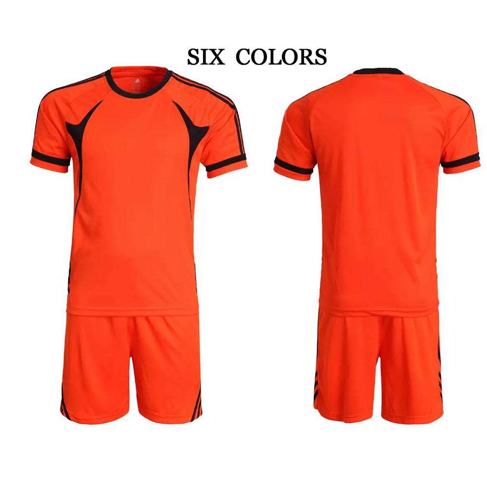 Hot 2016 Custom Soccer jersey Personalized Team Logo Soccer Uniform Short Football France O-neck Short Tracksuit Soccer JJ3032(China (Mainland))