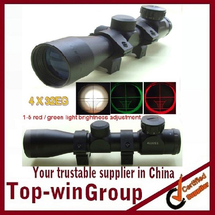 Винтовочный оптический прицел Topwin 4 x 32 2 4x32eg куплю оптический прицел сс таско 10х42