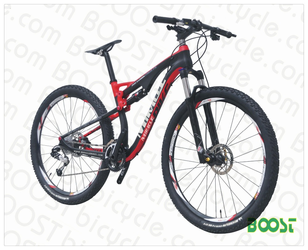 Boostbicycle 29er full carbon MTB suspension frame with disc brake [MB836]<br><br>Aliexpress