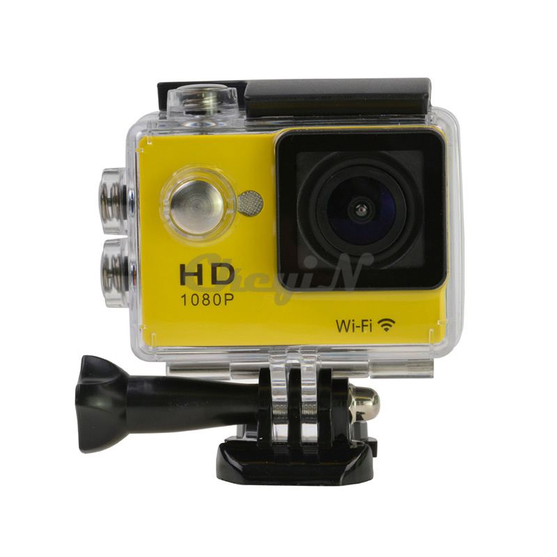 "New SJ6000 WIFI Action Camera 2.0""LCD Full HD 1080P Camcorder 12MP CMOS Diving 30M Waterproof Sport DV Video Cam DVR38-H43"