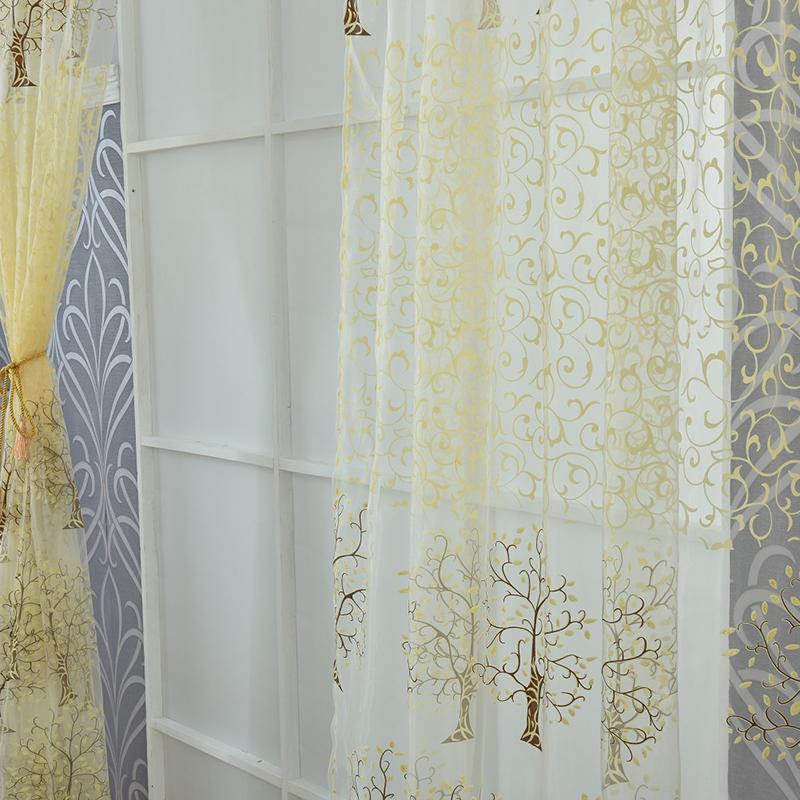 Popular Sunflower Curtain Buy Cheap Sunflower Curtain Lots From China Sunflower Curtain