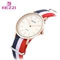 Ultra Slim Men Casual Quartz watch Top Brand Luxury Classic Nylon Strap Men s Wristwatch Japan