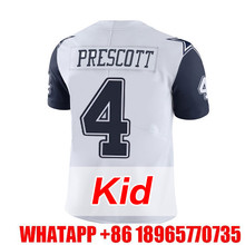 Kids Youth #4 Dak Prescott White #21 Ezekiel Elliott Rush Limited #88 Dez Bryant Witten #82 Jason Witten Men's(China (Mainland))