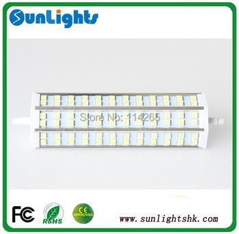 15w 13w 10w 8w 5w R7S 72/60/42/36/24 pcs 5050 LED Lights Warm Cool White replacement Halogen Flood lamp bulb