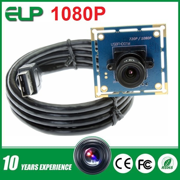 1080p full hd mjpeg 30fps/60fps/120fps OV2710 cmos usb camera module android linux raspberry pi for machinery equipment(China (Mainland))