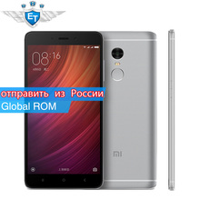"Original Xiaomi Redmi Note 4 Pro Prime Cell phones 5.5"" 1080P MTK Helio X20 Deca Core 3GB RAM 64GB 13MP Fingerprint Metal Body(China (Mainland))"