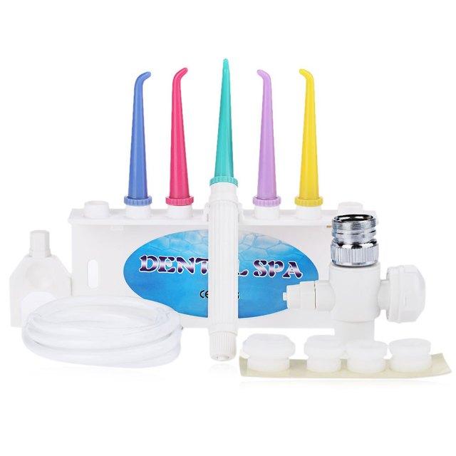 Полезно удобно стоматологическая воды нить ирригатор спа пылесос чистки зубов оральный ...