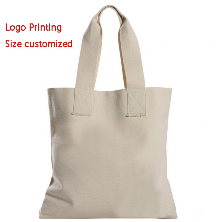 Environment-friendly canvas bag for shopping, size customized, logo can be printed as promotional gift/giveaways for companies(China (Mainland))