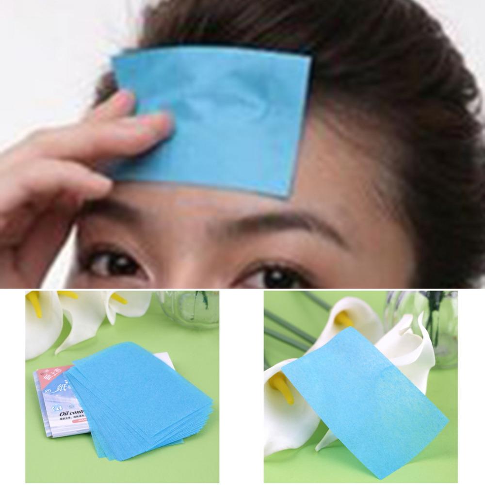 1 pack (30 Pcs) Paper Pulp Random Facial Oil Control Absorption Film Tissue Makeup Blotting Paper Hot Selling