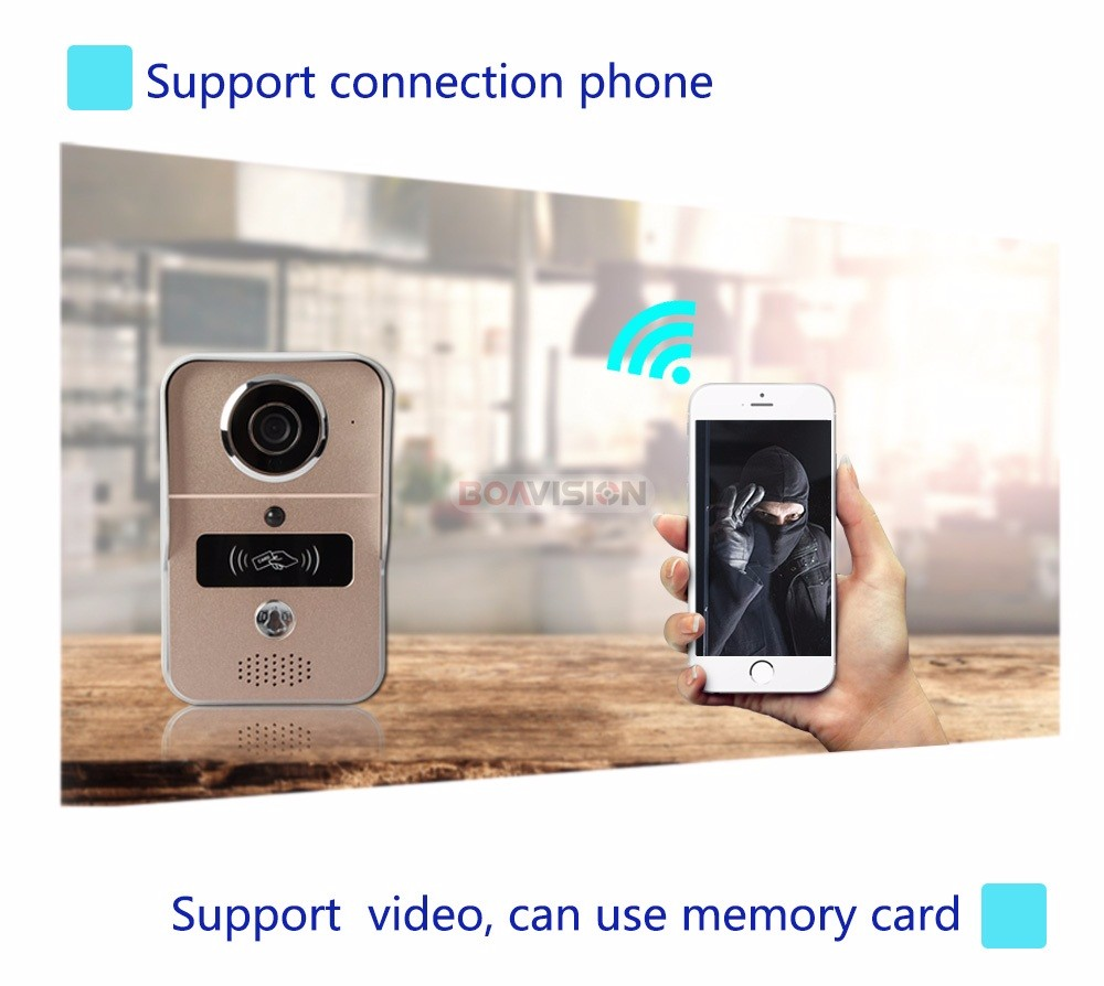 04 Video Door phone