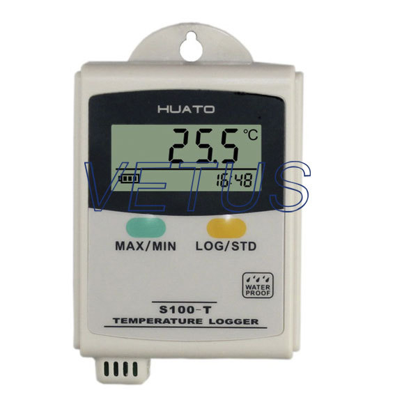 S100-TH+ Temperature and Humidity Data Logger With 43000 Readings/USB2.0/IP54<br><br>Aliexpress