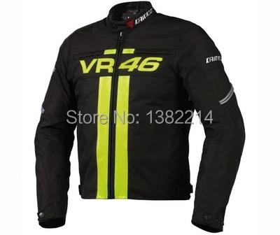 NEW 46 black men's riding jacket motorcycle jacket racing jacket cordura jacket size M to XXXL