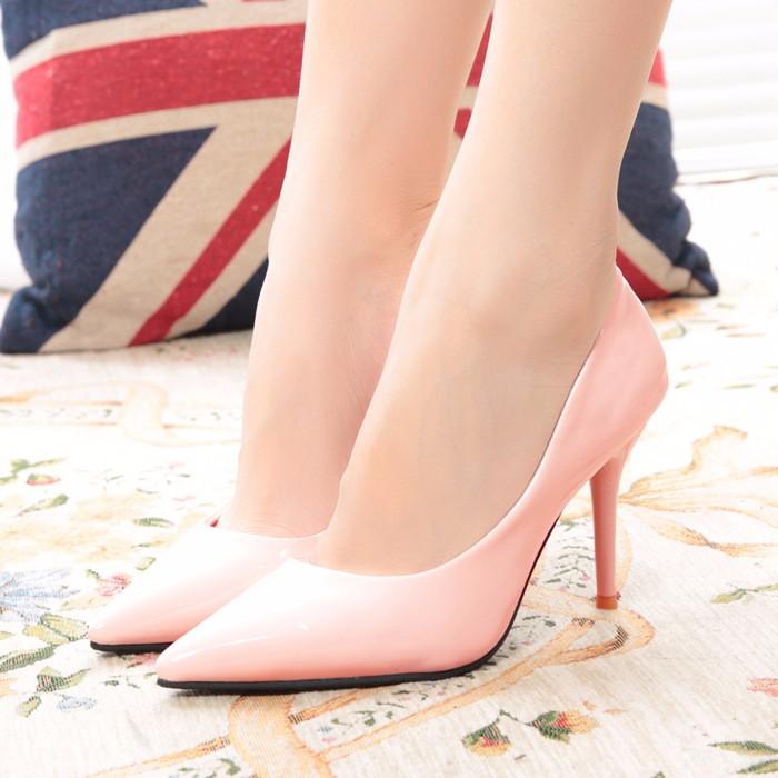 Stilettos Sexy High Heels Women Party High Heels Escarpins Wedding Shoes Office Career High Heels Chaussure Femme Talon WITH BOX