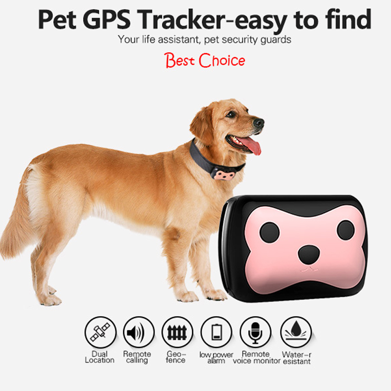 Deest 69 waterproof tracker long standby time dog cat Pet personal GPS+LBS track Location /IOS /Andriod App free website service