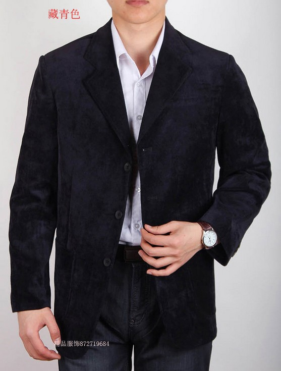 Discount ! Men's clothing casual suit mens urban jackets male spring and autumn business suit plus size blazers clothing S – 3XL