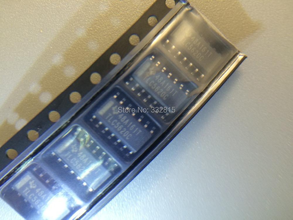 1 TLC5620C 5620 IC QUAD 8-BIT D/A CONV 14-SOIC - Oweis Electronics (HK store)