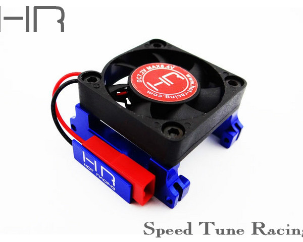 Aluminum Heat sink with Cooling Fan for the Traxxas Velineon <br><br>Aliexpress