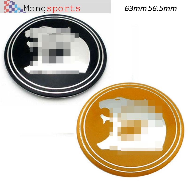 100pcs HSV Wheel Center Sticker 63mm 56.5mm Black Yellow Alloy Embelm Car badges Sticker free Shipping<br><br>Aliexpress
