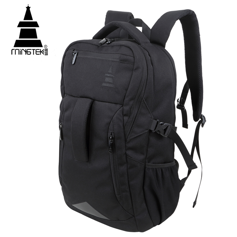 Outdoor Laptop Backpack 14 15.6 17 inch Nylon Waterproof Business Notebook Bag Casual Travel College School Unisex Backpacks(China (Mainland))