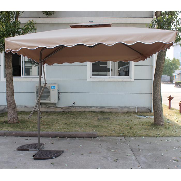 Outdoor patio umbrellas umbrella booth wrench advertising furniture side balcony garden rain<br><br>Aliexpress