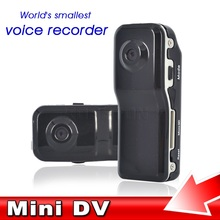 Mini DV DVR Blakc Sports Video Record Camera For Bike/Motorcycle Audio Smallest Voice Recorder HD Camera + Holder 2015 Newest(China (Mainland))