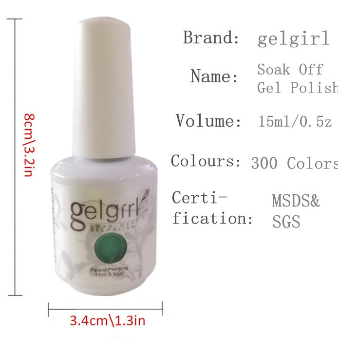 Luxury life uv top coat holesale new Design 12 Colors Polish 300 colours(China (Mainland))