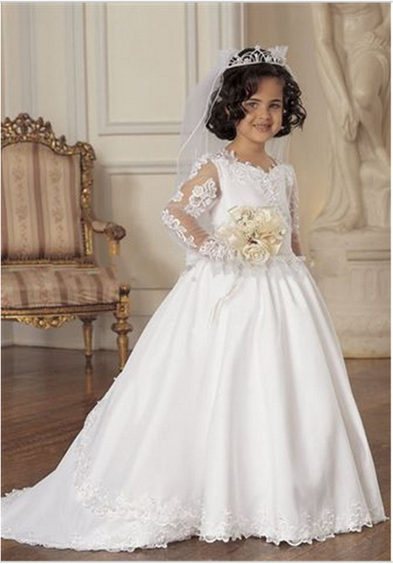 Flower Girls Dresses For Less