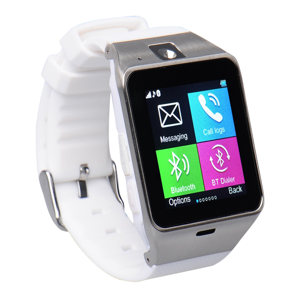 Aplus GV18 Life Waterproof smart watch Phone 1 55 NFC GSM SIM card camera watches SmartWatch