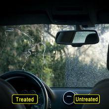 Супер гидрофобного покрытия жидкое стекло для автомобильного стекла чистый автомобиль стекла имеет применяются комплекты бесплатная доставка