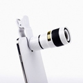 High Definition Universal 8x telephoto telescopic camera lens For iPhone 6 6s Plus 5S SE 7