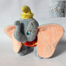 Buy Free 1pcs 35cm=13.7inch Original Dumbo Elephant Plush Toys Stuffed Animal Soft Toys Kids Gift Creative Doll for $15.84 in AliExpress store
