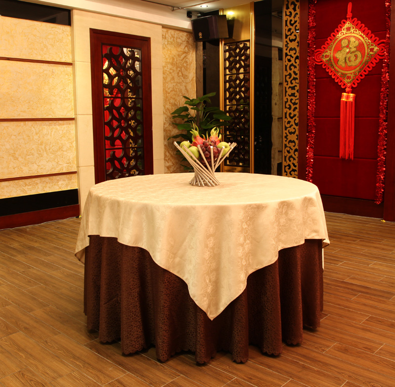 Tablecloth round table cloth quality jacquard tablecloth customize tablecloth(China (Mainland))