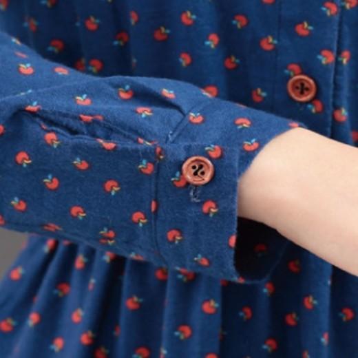Осень ретро стиль для беременных платья