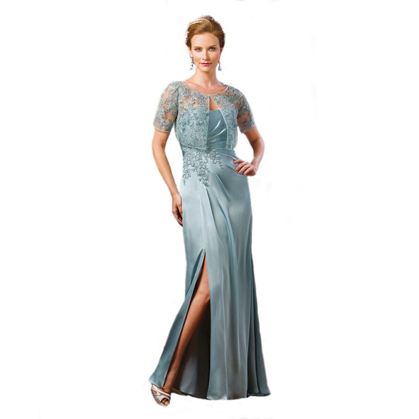plus length v neck formal dresses