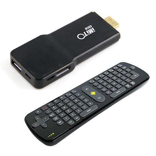iMito MX2 Bluetooth Android4.1 Dual Core Mini PC TV BOX 8GB + Air Mouse Keyboard(China (Mainland))