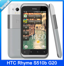"""G20 Original HTC Rhyme S510b G20 3G GPS WIFI 3.7""""Touch Screen 5MP camera Android Unlocked Cell Phone Free Shipping"""