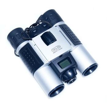 Hot!!! Free Shipping 5 x Lens Mini Digital Camera Day Night Binocular  Telescope Folding 10X25 4 in1 A38