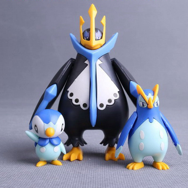 Pokemon GO Emperor penguins model kit shopkinsg season 2 toys tamiya railway stirling engine academy forge world arbaletecryptex(China (Mainland))