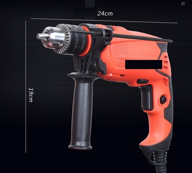 13 mm percussion drill multi function electric drill and hand electric drill suit household micro electric