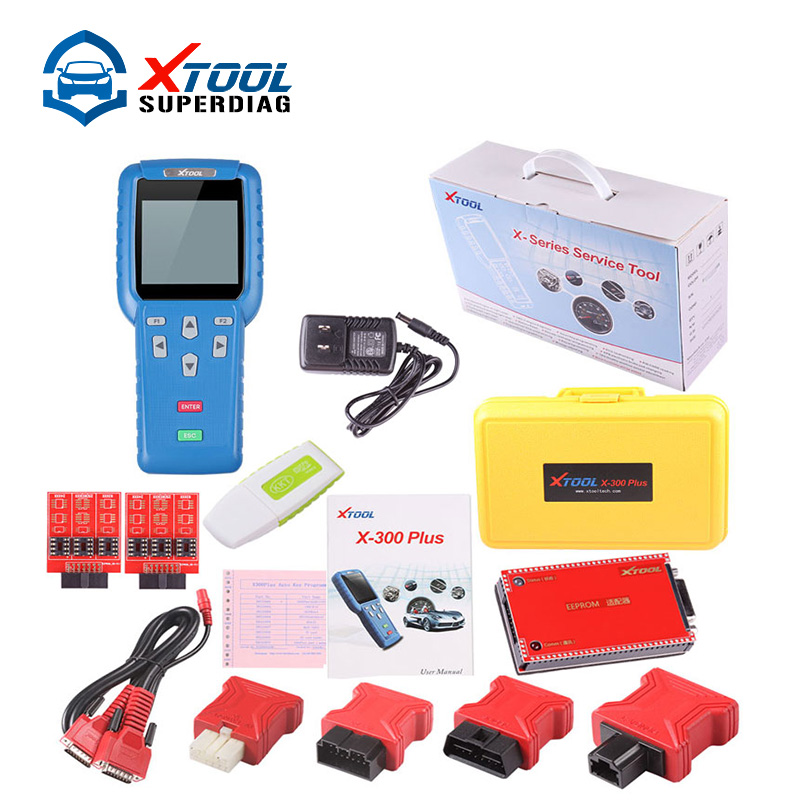 Professional xtool X300 Plus Auto Key Programmer X300+ with SpecialFunction auto key programmer (Asia/Europe/America) x 300 pro(China (Mainland))