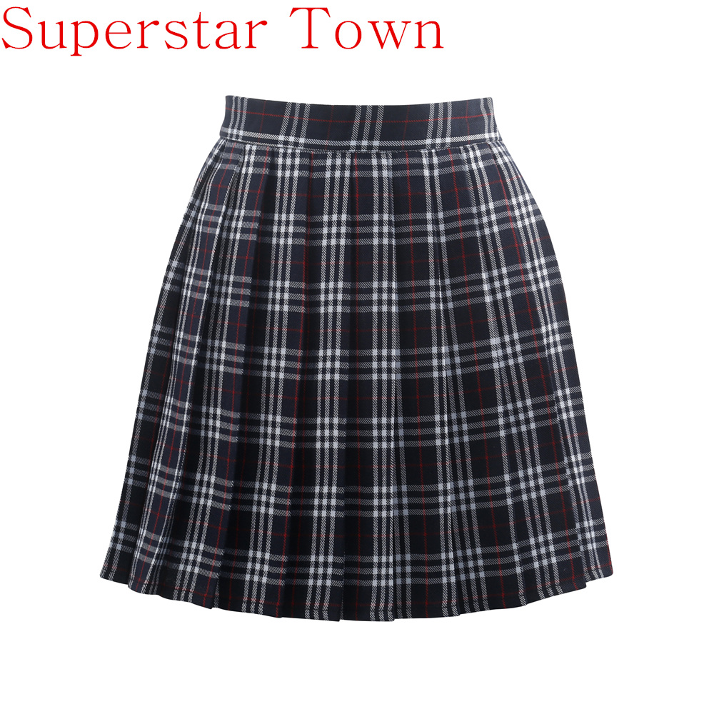 get cheap pleated cheerleading skirt aliexpress