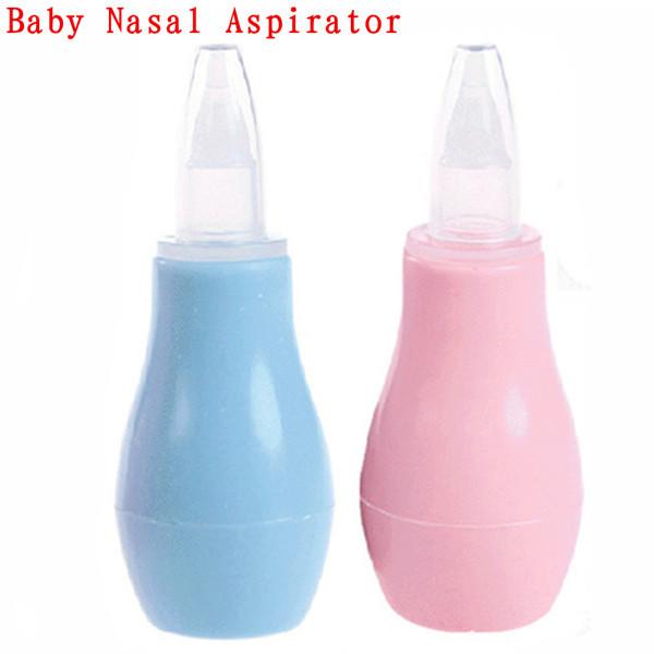 Носовой аспиратор для ребенка. Удобно использовать