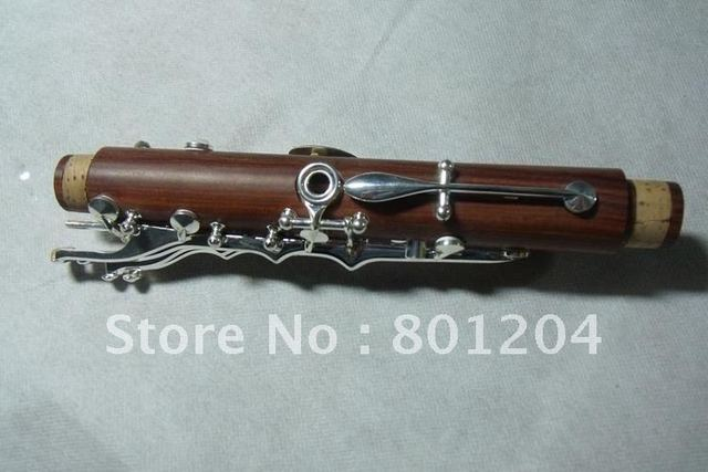 High quality clarinet rosewood/redwood