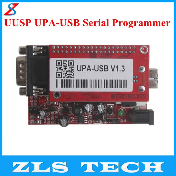 UUSP UPA-USB Serial Programmer Full Package V1.3 UPA USB Programmer Free Shipping(China (Mainland))
