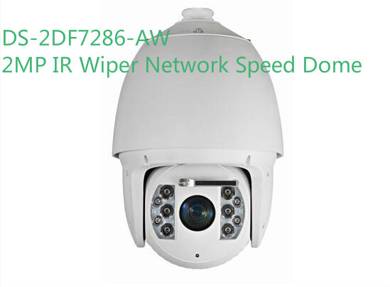 free shipping DS-2DF7286-AW English version 2MP IR Ultra-low Temperature 2MP IR Wiper Network Speed Dome ptz camera 30X zoom <br><br>Aliexpress
