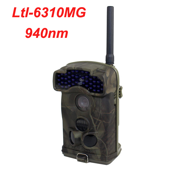 Здесь можно купить  Ltl Acorn Ltl-6310MG Infrared Trail MMS Wireless Scouting Camera Game Hunting 44 IR LEDs Low Glow 940nm SMS Remote Control  Спорт и развлечения