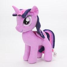 30 cm My Little Pony Friendship Is Magic Spike o Dragão de Pelúcia Brinquedos De Pelúcia Bonecas Applejack Fluttershy Twilight Sparkle Rainbow Dash(China)