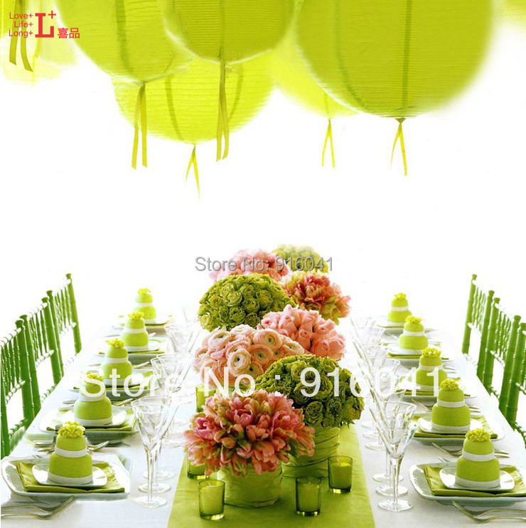 DIY-16 inch Chinese Paper Lantern Wedding Birthday Party Celebration Home Decoration Event Art Festival Hotel Free Shipping(China (Mainland))