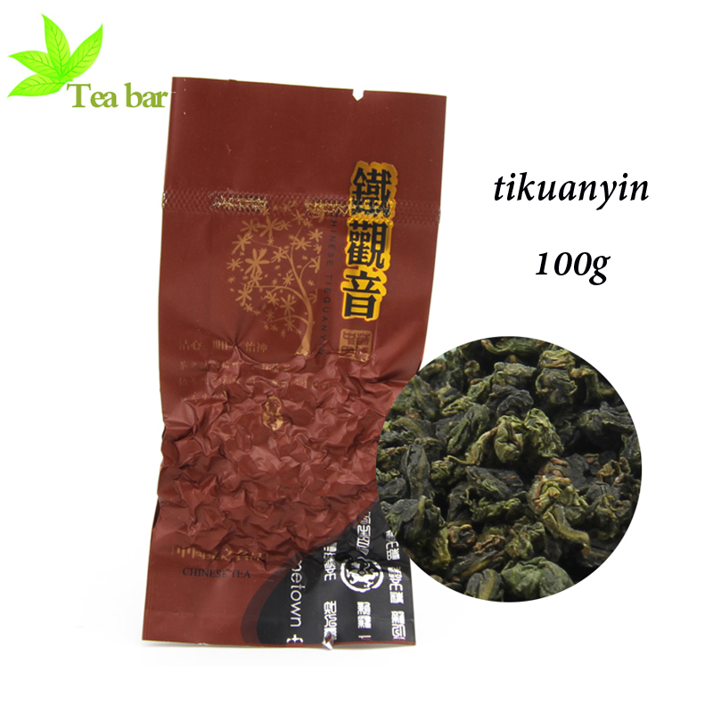 tea High Quality Chinese Anxi tikuanyin 100g Health Care Fresh Fragrance Natural Organic oolong tea Vacuum Pack tikuanyin TGY004<br><br>Aliexpress